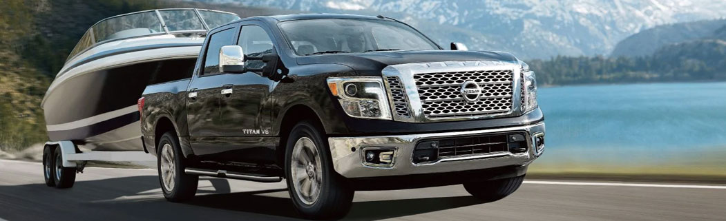 2019 Nissan Titan Available Near Winston-Salem, North Carolina