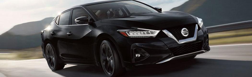 2019 Nissan Maxima Sedan Near Winston-Salem, North Carolina
