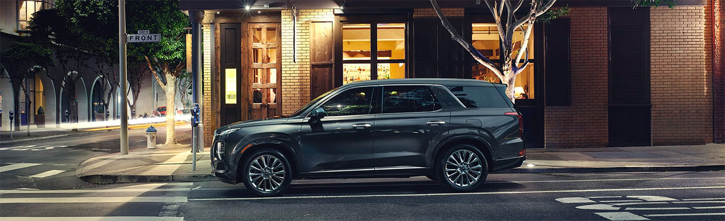 It's Time for an Adventure in Your 2020 Hyundai Palisade