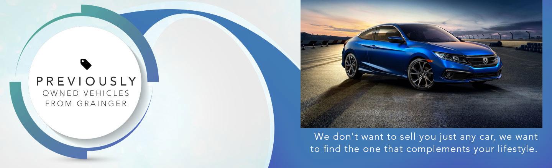Why Buy a Grainger Used Vehicle at Our Savannah, GA, Dealership