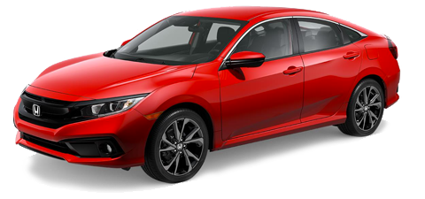 2019 Honda Civic Sport at At Honda Of Fort Myers