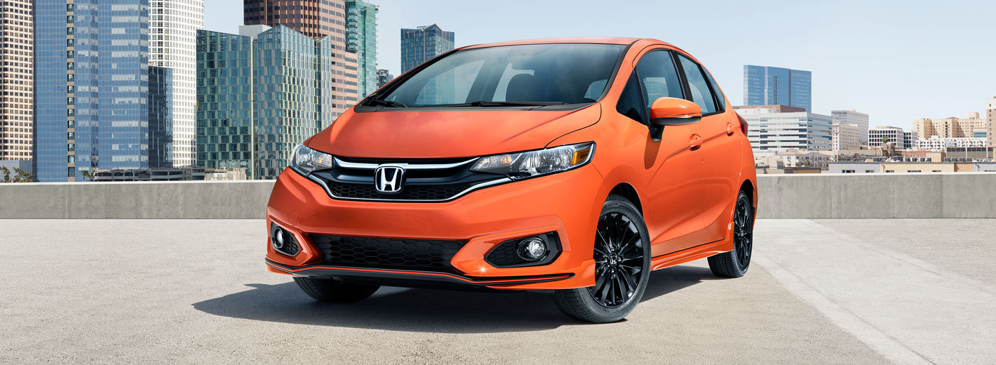 The 2019 Honda Fit is available at our Honda dealership in Fort Myers, FL.
