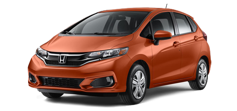 2019 Honda Fit LX at At Honda Of Fort Myers