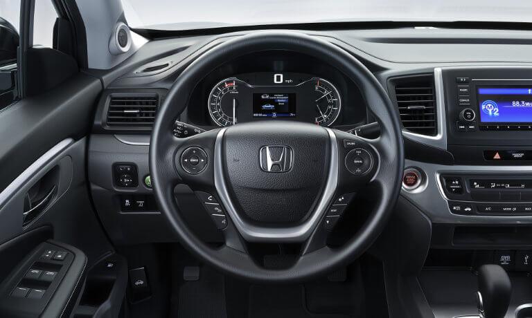 2019 Honda Ridgeline technology
