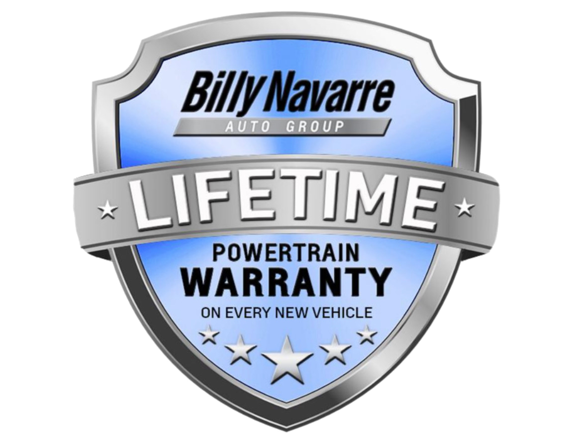 billy Navarre Lifetime Powertraim warranty