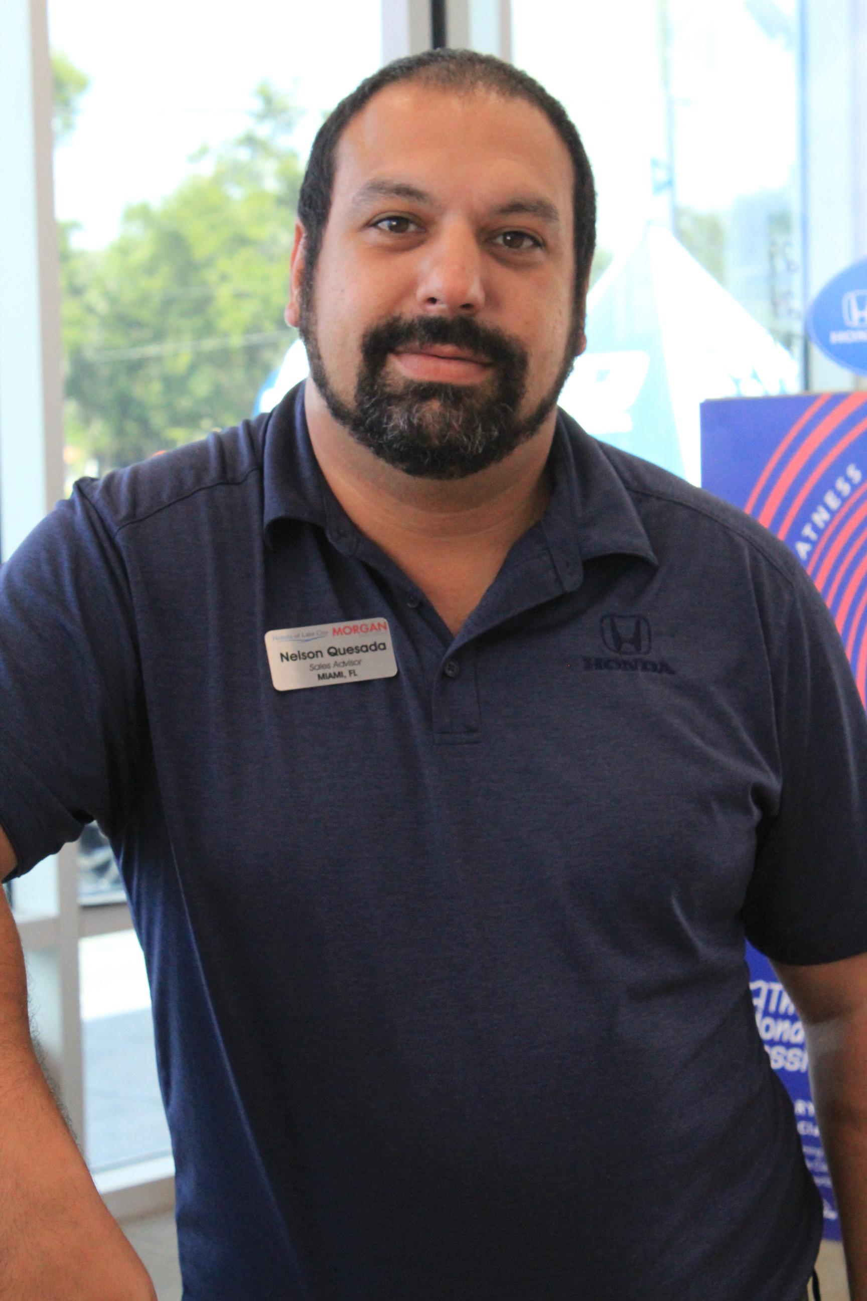 Nelson Quesada Bio Image