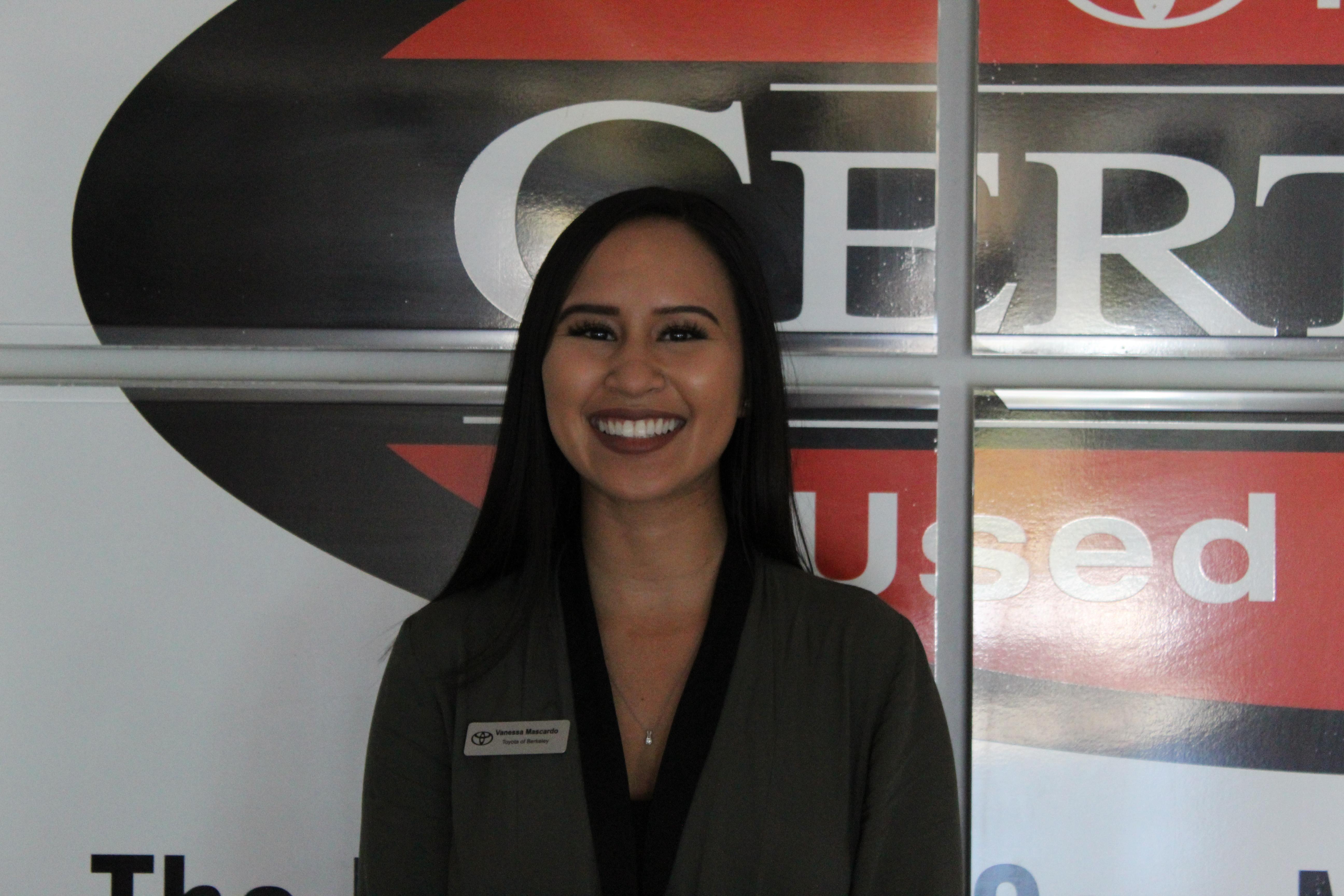 Vanessa Mascardo Bio Image