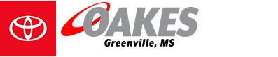 Oakes Toyota logo