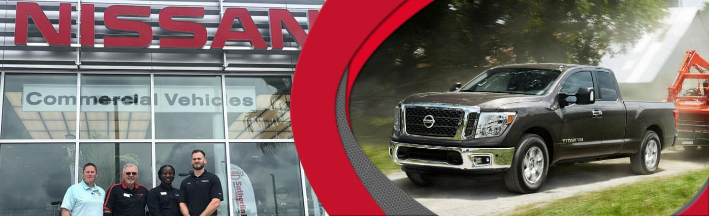 Sutherlin Nissan of Orlando Commercial Vehicle Options in Orlando, FL