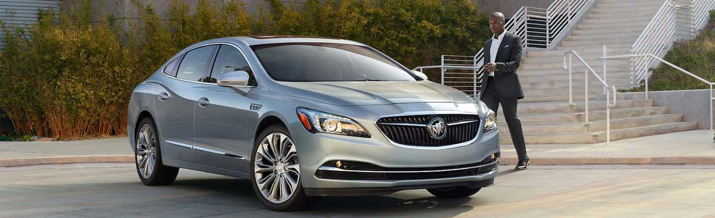 Look to the Road Ahead in a Stunning 2019 Buick LaCrosse