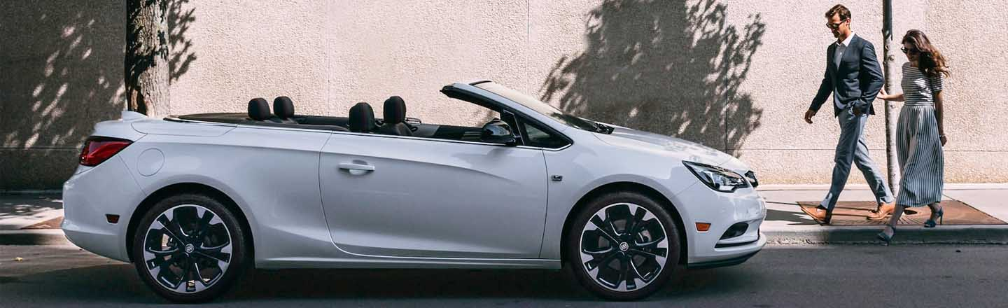 Get Ready to Be Envied in Your 2019 Buick Cascada Convertible