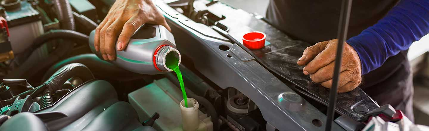 Vehicle Oil And Filter Changes In Chattanooga, Tennessee