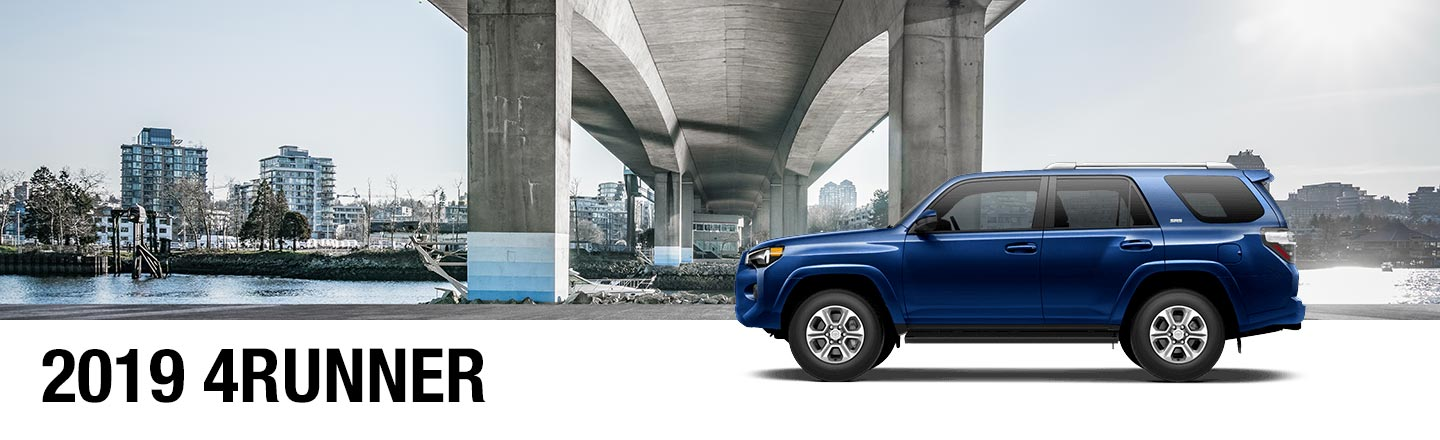 The Adventurous 2019 Toyota 4Runner Is In Our Quincy, IL, Car Showroom