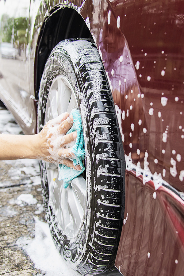 How often your car should be washed at Danville Toyota