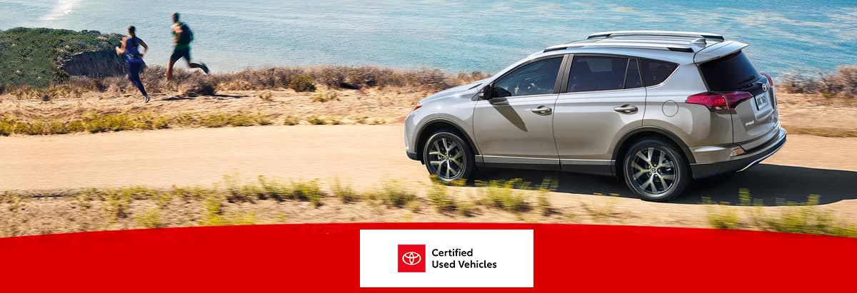 Why Buy Toyota Certified Used Vehicles in The Dalles, OR