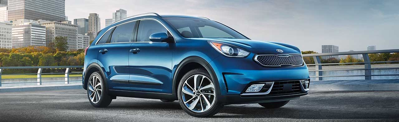 Experience The 2019 Kia Niro Crossover At Cole Kia Near Blackfoot, ID