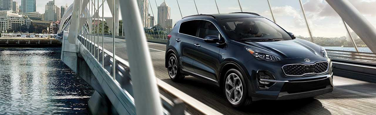 Explore The 2020 Kia Sportage At Cole Kia Near Idaho Falls, ID