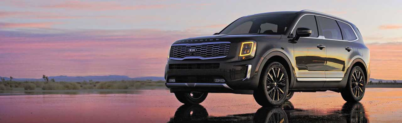 Experience The 2020 Kia Telluride At Pocatello Kia Near Blackfoot, ID