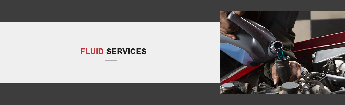 Fluid Services At James Hodge Toyota In Muskogee, Oklahoma