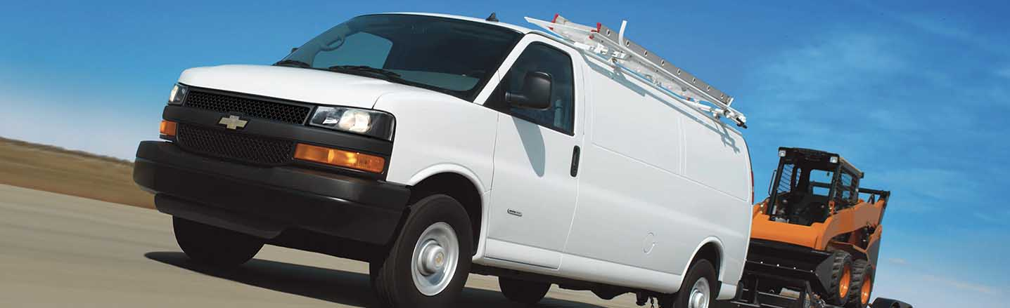 Whatever the Job, the 2019 Express Cargo Van is up to the Challenge