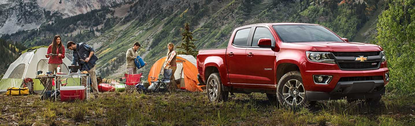 Take On Any Job in a Powerful 2019 Chevy Colorado Right Now!
