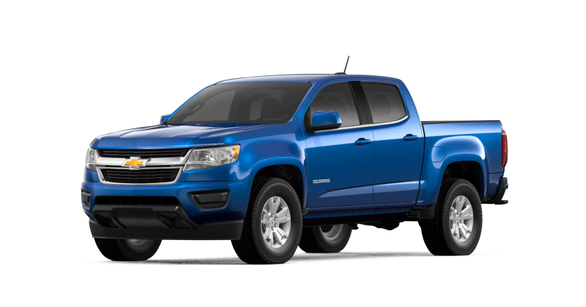 Shottenkirk Fort Madison >> Fall in Love with the 2019 Chevy Colorado   Shottenkirk ...