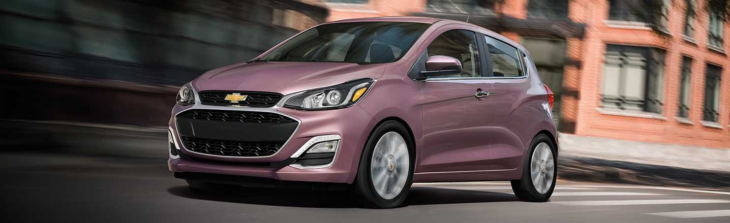 Blaze Your Path in the Peppy and Illuminating 2019 Chevy Spark