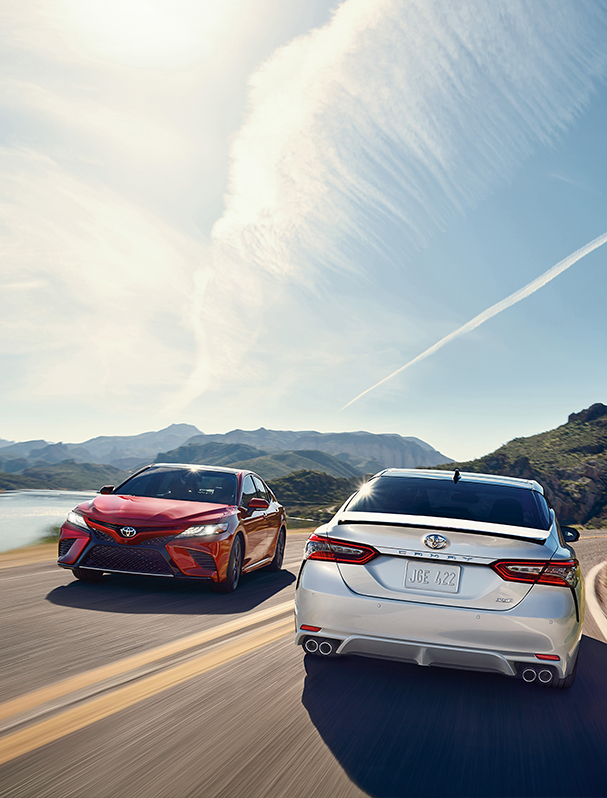 What you can get to personalize your vehicle at Danville Toyota in Danville