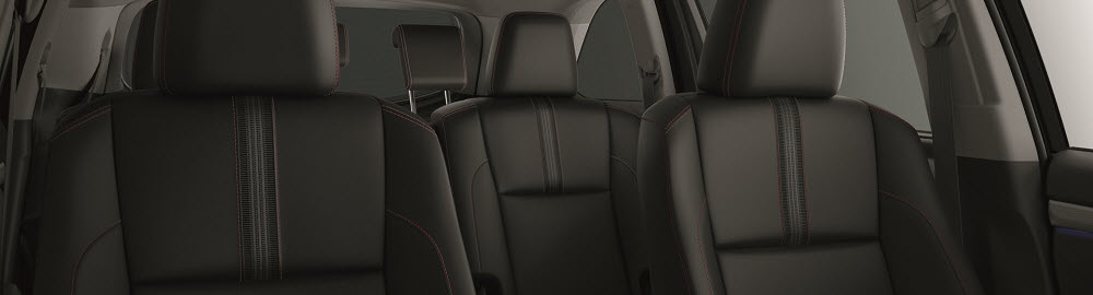 Toyota Highlander Interior Review