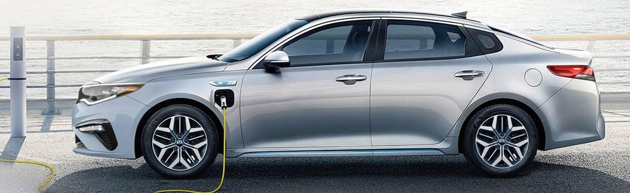The New 2020 Kia Optima Plug-In Hybrid Available In Pocatello, Idaho