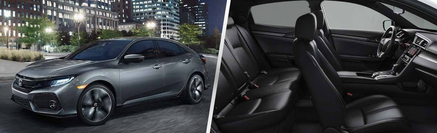 Find A New 2019 Honda Civic Hatchback At Our Davis, CA, Auto Dealer