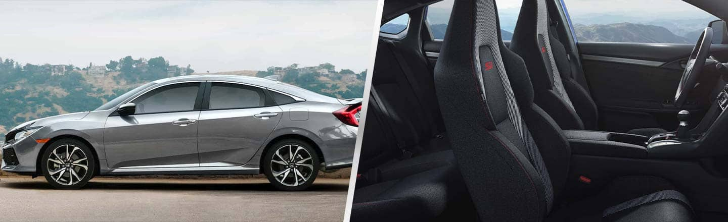 Meet The 2019 Civic Si Sedan At Our Davis, California, Honda Dealer