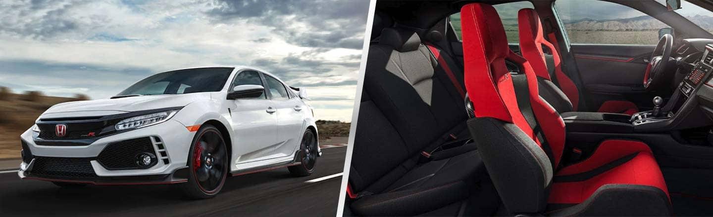 Discover The Sporty 2019 Honda Civic Type R In Davis, California