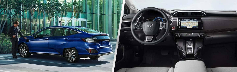 Find An Eco-Friendly 2019 Honda Clarity Electric Vehicle In Davis, CA