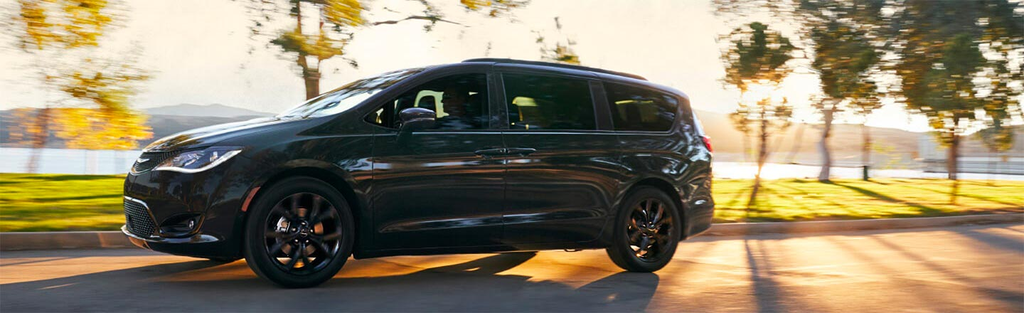 2019 Chrysler Pacifica in Bloomington, near Bedford, Indiana