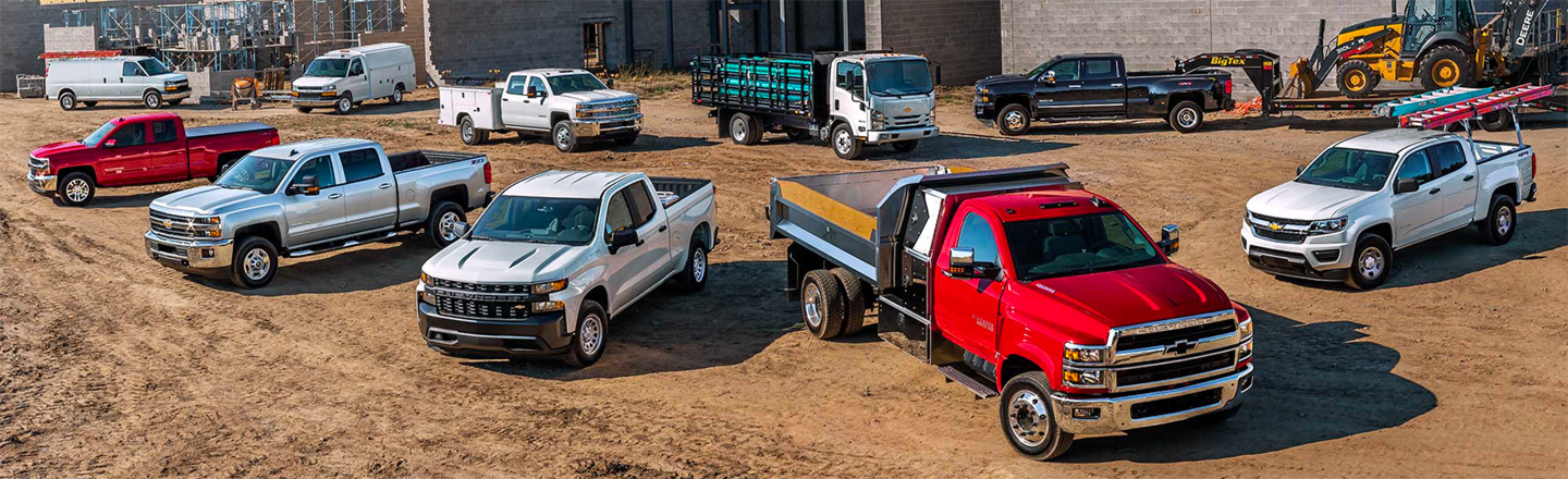 Your Premier Commercial Vehicle Retailer In Loganville, Georgia