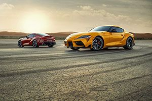 Toyota Supra Trim Levels