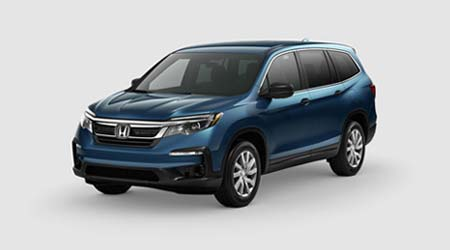 2020 Honda Pilot LX 2WD 6 Speed Automatic