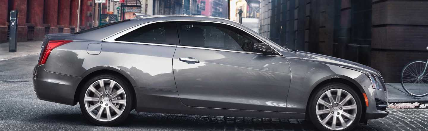 The 2019 Cadillac Ats Never Settles Shottenkirk Fort Madison