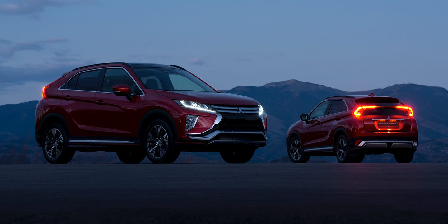 2019 Mitsubishi Eclipse Cross Exterior Styling