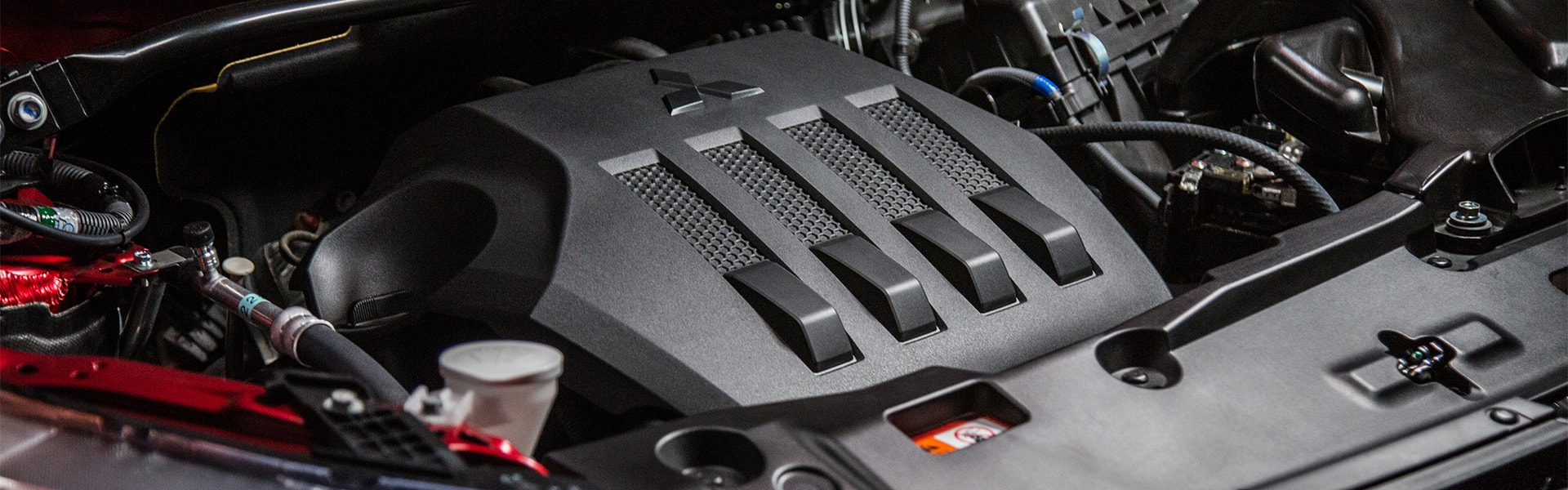 2018 Mitsubishi Eclipse Cross Turbocharged Engine