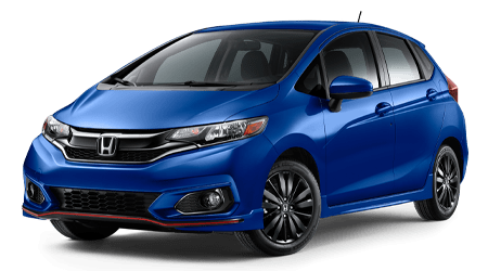 2019 Honda Fit available in Savannah, Georgia