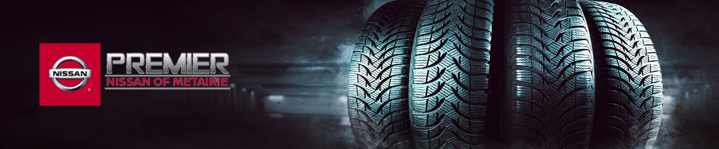 Premier Nissan of Metairie Tire Store