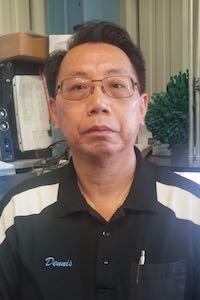 Dennis Shuen Bio Image
