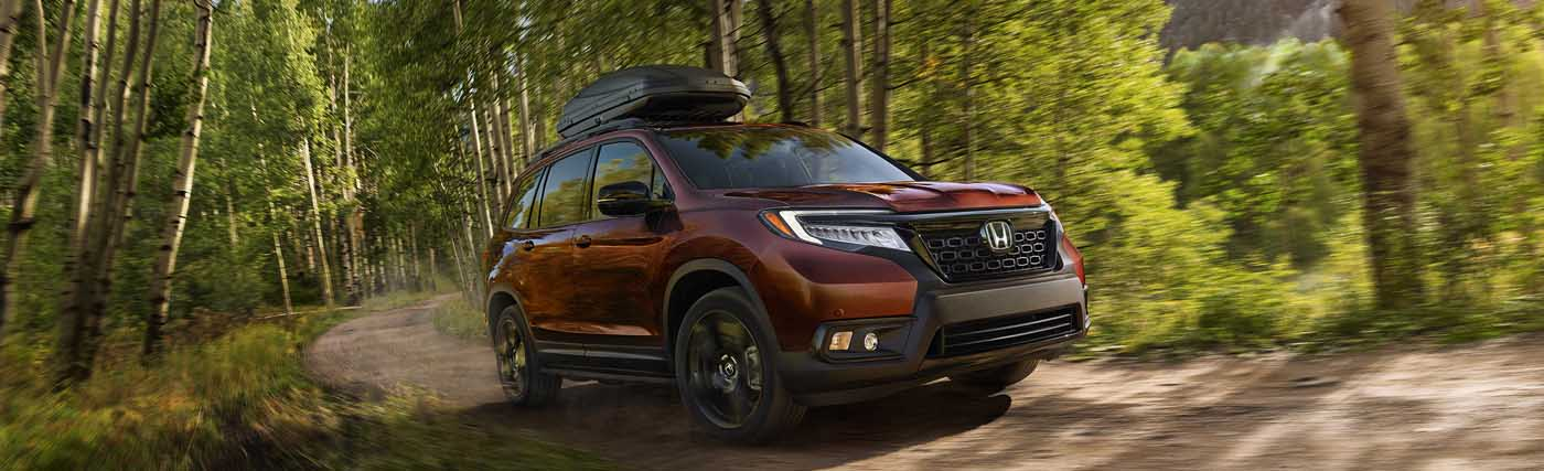 The All-New 2019 Honda Passport Is In Our El Cajon, CA, Auto Showroom