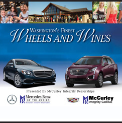 Wheels and Wines