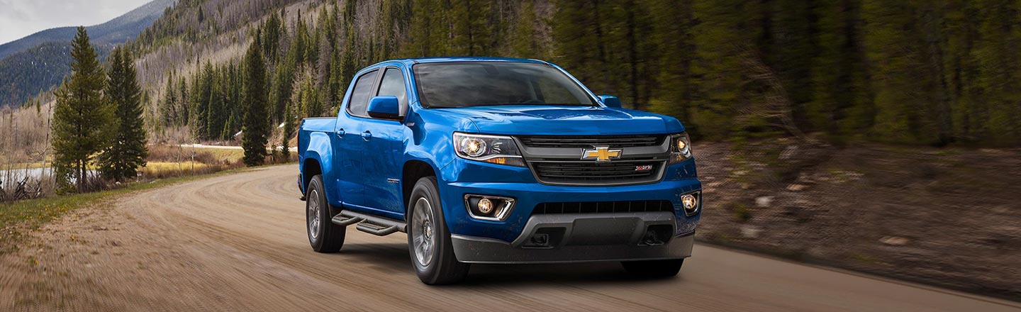 2020 Chevrolet Colorado Pickup Truck Coming Soon To Quincy, IL