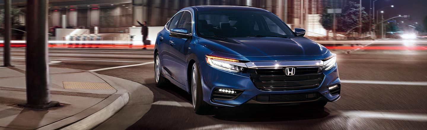 2019 Honda Insight Hybrid In Ocala, Florida, at Honda of Ocala