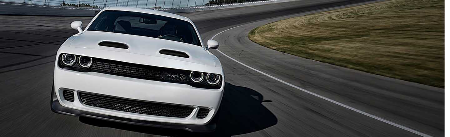 2019 Dodge Challenger SRT Hellcat Available In Bloomington, IN