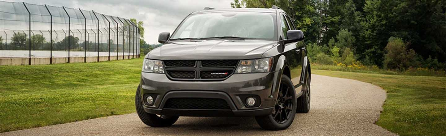Check Out The 2019 Dodge Journey SUV In Bloomington, Indiana